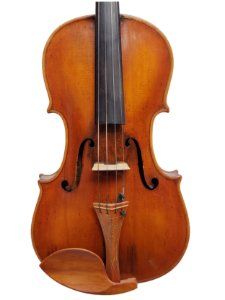 VIOLA ITALIANA ANTIGA DO SÉC. 19, ANO 1830