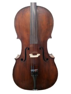 VIOLONCELLO DE AUTOR ITALIANO ANTIGO DO SÉC. 18 ANO 1790