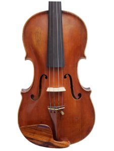FRANCESCO RUGGERI, VIOLINO DE WORKSHOP FRANCÊS ANO 1870, SÉC. 19