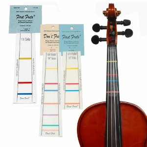 DON´T FRET PARA VIOLINO, VIOLA E CELLO