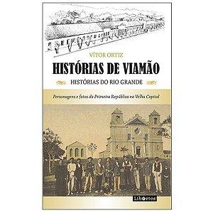 Livro Histórias de Viamão - Vitor Ortiz