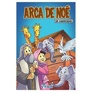 Revista a Arca de Noé em Quadrinhos