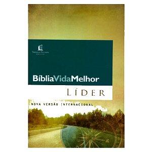Bíblia Vida Melhor - Líder