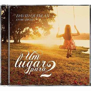 CD David Quinlan - Um Lugar Para 2