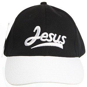 Boné Aba Curva JESUS