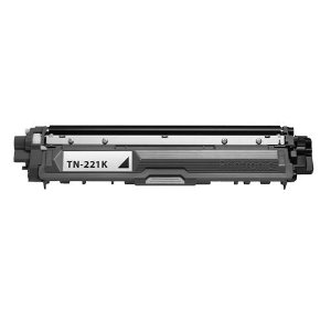Cartucho de Toner Brother TN-221BK TN221 Preto | HL3140 HL3170 DCP9020 MFC9130 MFC9330 MFC9020 | Premium 2.5k