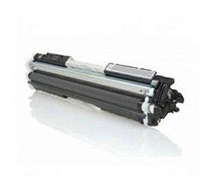 Toner Compatível HP CP1025 | CP1025NW | M175A | M175nw | M275 | CE310A - Preto | Black 1.2k