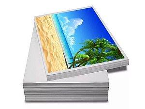 Papel Fotográfico 180g Glossy (Brilhante) - Pacote com 20 Folhas A4