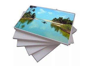 Papel Fotográfico Matte 90g A4 - Pacote com 100 Folhas