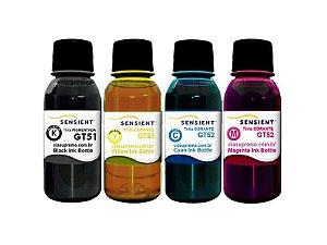 Tinta Sensient para HP GT5822 | 116 | 316 | 412 | 416 | 416w - GT-51 | GT-52 | GT-53