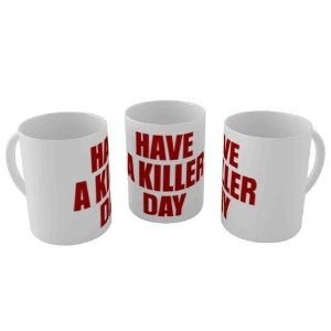 Caneca Dexter - Have a Killer Day
