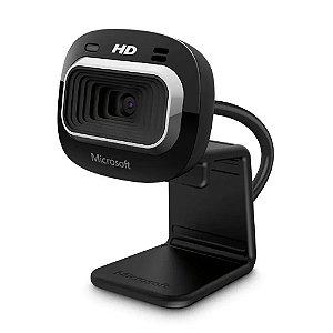 Câmera webcam HD 720p LifeCam HD-3000 T3H-00011 MFT Microsoft