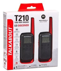 Rádio Comunicador Walk Talk Motorola Talkabout T210