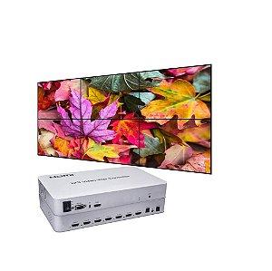 Video Wall Controller 2x3 HDMI 4K2K - JCINFRA