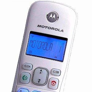 Telefone Motorola Digital Auri 3500w Dect Sem Fio C/viva Voz