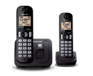 Telefone Panasonic Kx-tgc212 Viva Voz,id.chamadas, Dect 6.0