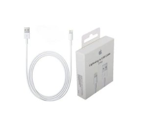 Cabo usb Lightning  Apple iPhone 5, 5S, 6, iPad Original Genuíno