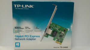Placa Pci Express Gigabit Tp Link 1000mbs
