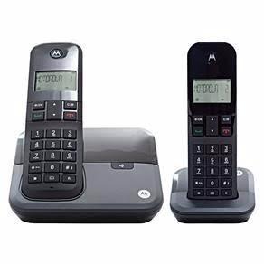 Telefone Sem Fio Digital Motorola Moto 3000-mrd2 Dect Com Id