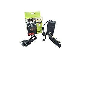 Fonte Carregador Universal Para Notebook  JT 120W   Voltagem  12-24V