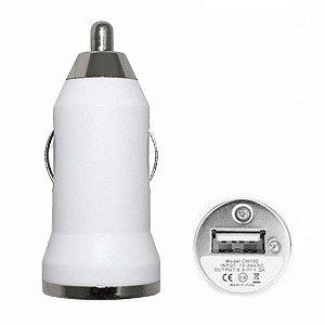 Mini Carregador Veicular Para Usb para 5V