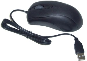 Mouse Optico Usb 2.0 Cor Preto