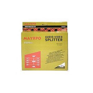 Video Splitter AV 1x8 150 Mhz 220V
