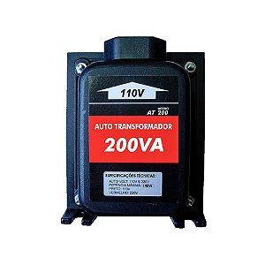 Auto Transformador Conversor 200VA 140 Watts