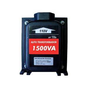 Auto Transformador Conversor 1500VA 1050 Watts