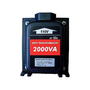 Auto Transformador Conversor 2000VA 1400 Watts