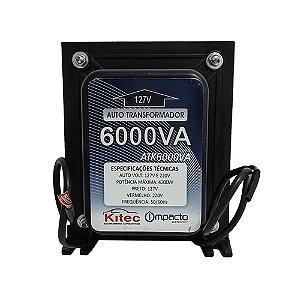 Transformador Conversor 6000VA 4200 Watts Automático