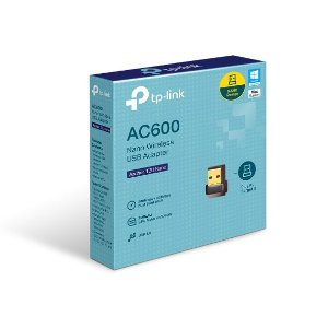 Adaptador USB Wireless Nano AC600-Tp-Link