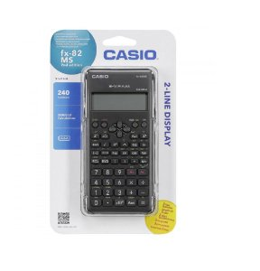 Calculadora Científica 2 Linhas FX82MS Casio