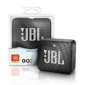 Caixa De Som Jbl Go 2 Portátil 3w Original