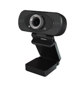 Web Cam Full HD 1080p USB 2.0 Com mic embutido - NewLink