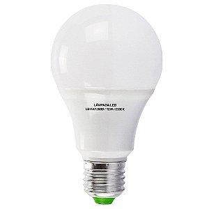 Lâmpadas Led Bulbo 12w E27 6500k Bivolt Branco Frio