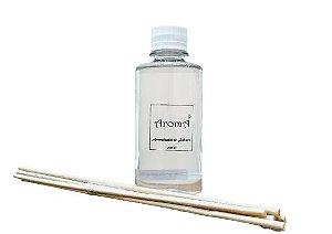 Refil Aromatizador Varetas Vetiver 250 ml