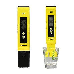 Medidor Digital pH +/- 0,1 VIVOSUN com Calibração Automática