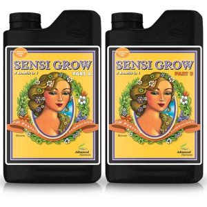 Sensi Grow A + B Advanced Nutrients - Base Vegetativo 2-Partes - opção de 500ml e 1L