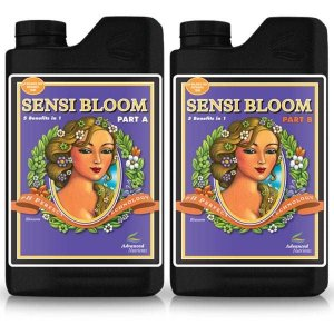 Sensi Bloom A + B Advanced Nutrients - Base Floração 2-Partes - opção de 500ml e 1L