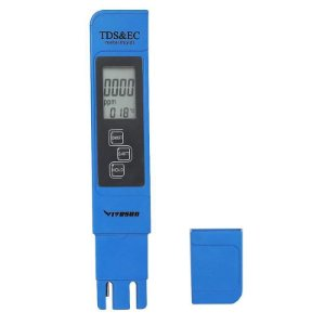 3-IN-1 Medidor Digital TDS, EC & TEMPERATURA Integrado VIVOSUN
