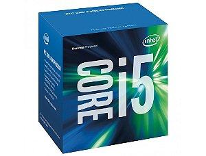 Processador Intel Core i5-6600, Cache 6MB, Skylake 6a Geração, Quad-Core 3.3GHz LGA 1151 BX80662I56600