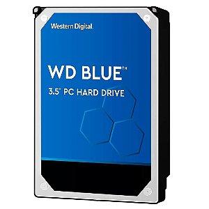 HD Western Digital Blue, 2TB, 3.5´, SATA 6.0Gb/s - WD20EZAZ