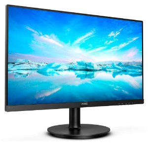 Monitor Philips LCD 21.5´, Full HD, HDMI, Bordas Ultrafinas - 221V8