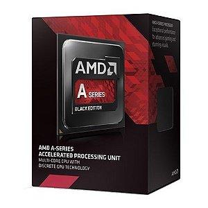 Processador AMD A10 7860K Black Edition 4.0 Ghz C/ 4Mb Cache FM2+