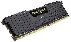 Memória 4gb DDR4 - 2400 Mhz Corsair Vengeance LPX (1X4gb)