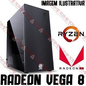 PC Gamer MOBA BOX AMD Ryzen 7 5700G, 16GB DDR4, SSD M.2 NVME 500GB, APU AMD RADEON VEGA 8