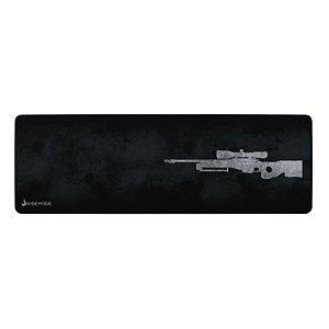 Mousepad Gamer Rise Mode Sniper Grey - RG-MP-06-SPG