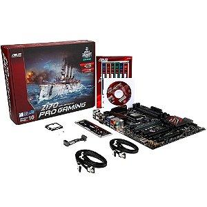 Placa Mãe ASUS Z170 Pro Gaming LGA 1151