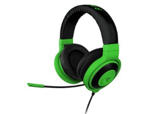 Headphone Razer Kraken Pro Neon Mobile Green